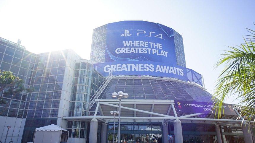 Фотографии с места проведения E3 2014 - Изображение 19