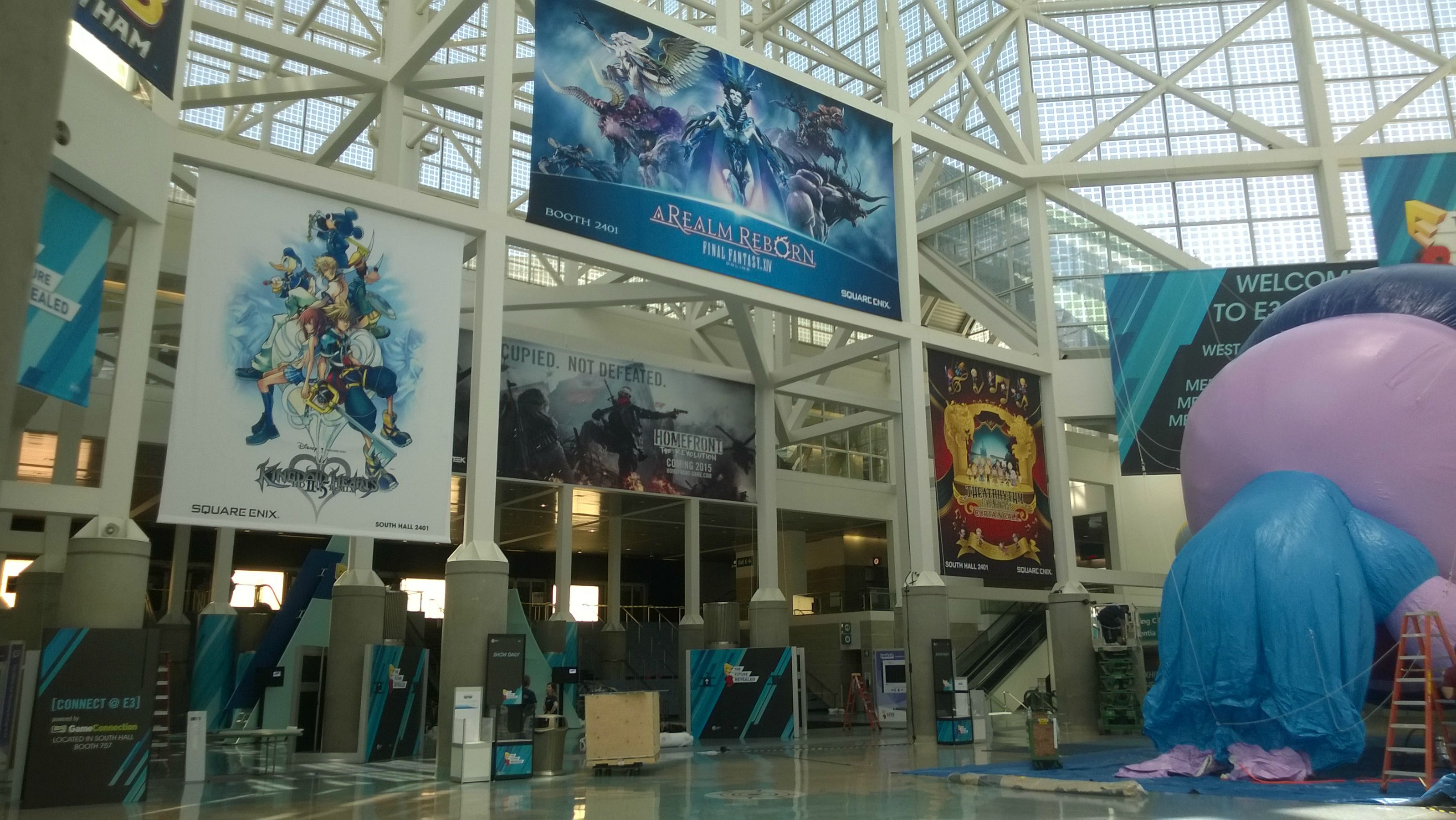 Фотографии с места проведения E3 2014 - Изображение 34