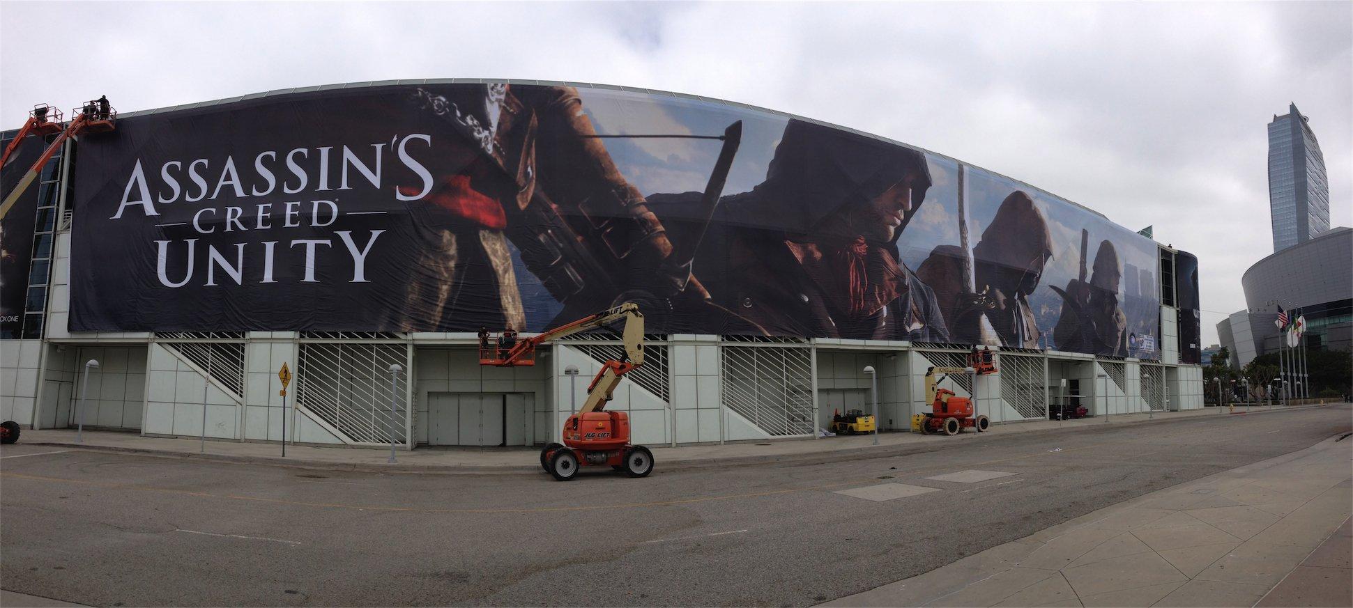 Фотографии с места проведения E3 2014 - Изображение 1