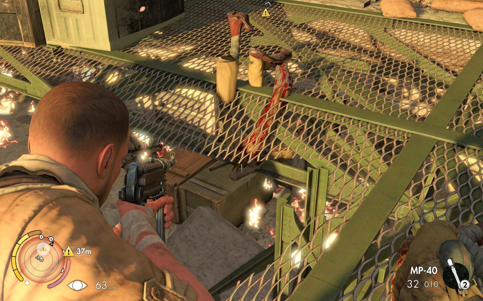 Sniper Elite III не обошёлся без бага   - Изображение 2