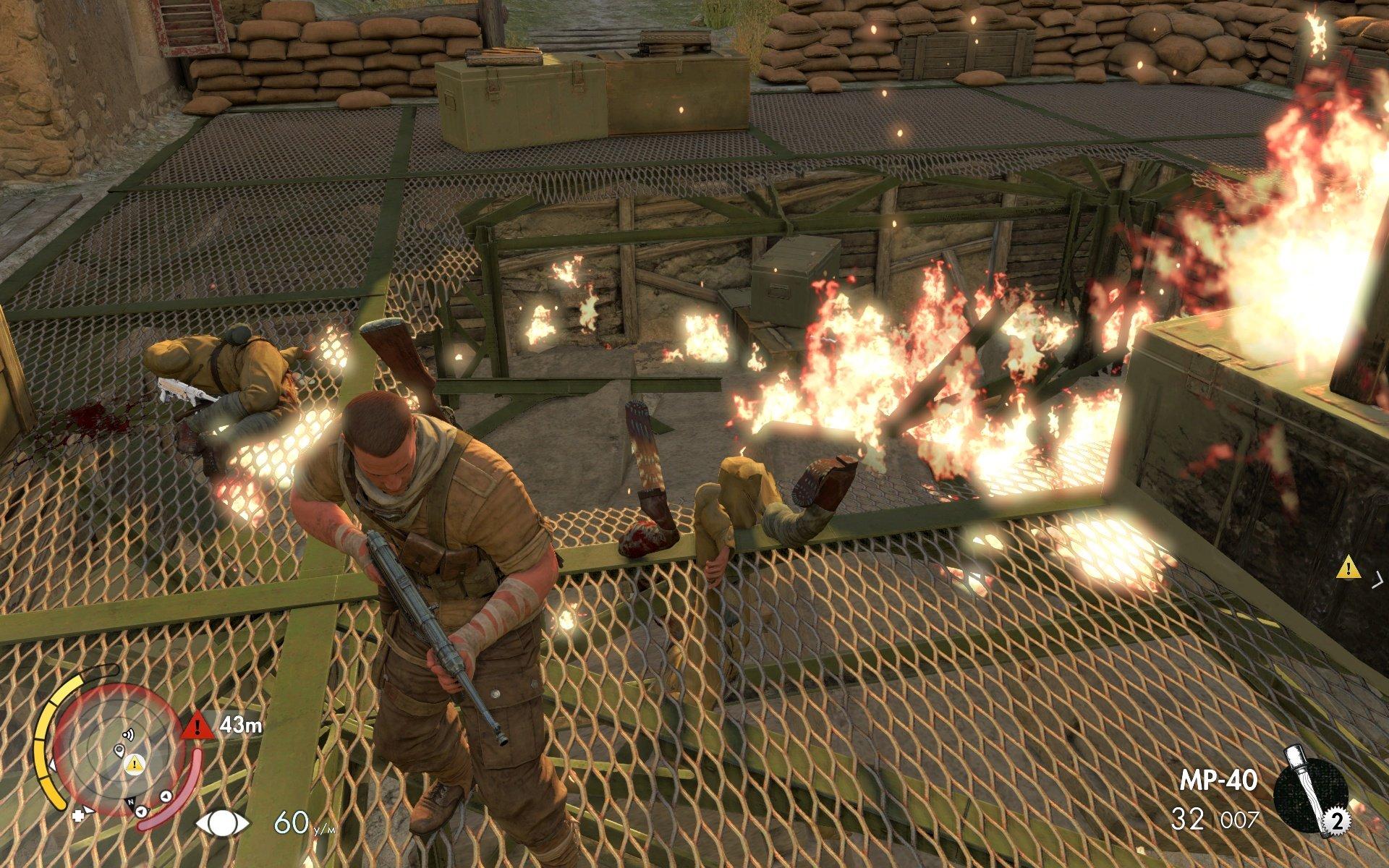 Sniper Elite III не обошёлся без бага   - Изображение 1