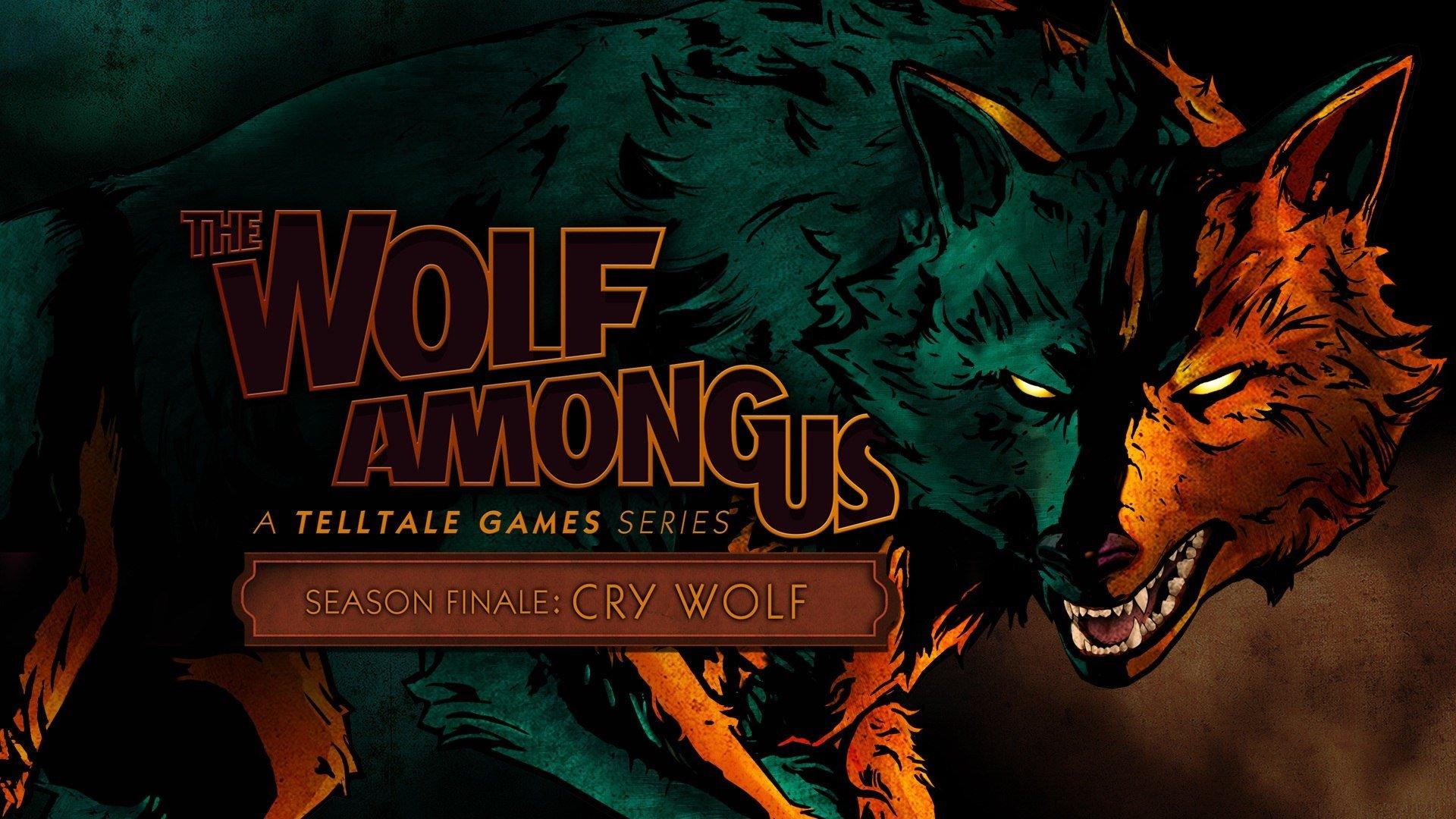 """The Wolf Among Us - Cry Wolf"" - арт пятого эпизода   - Изображение 1"