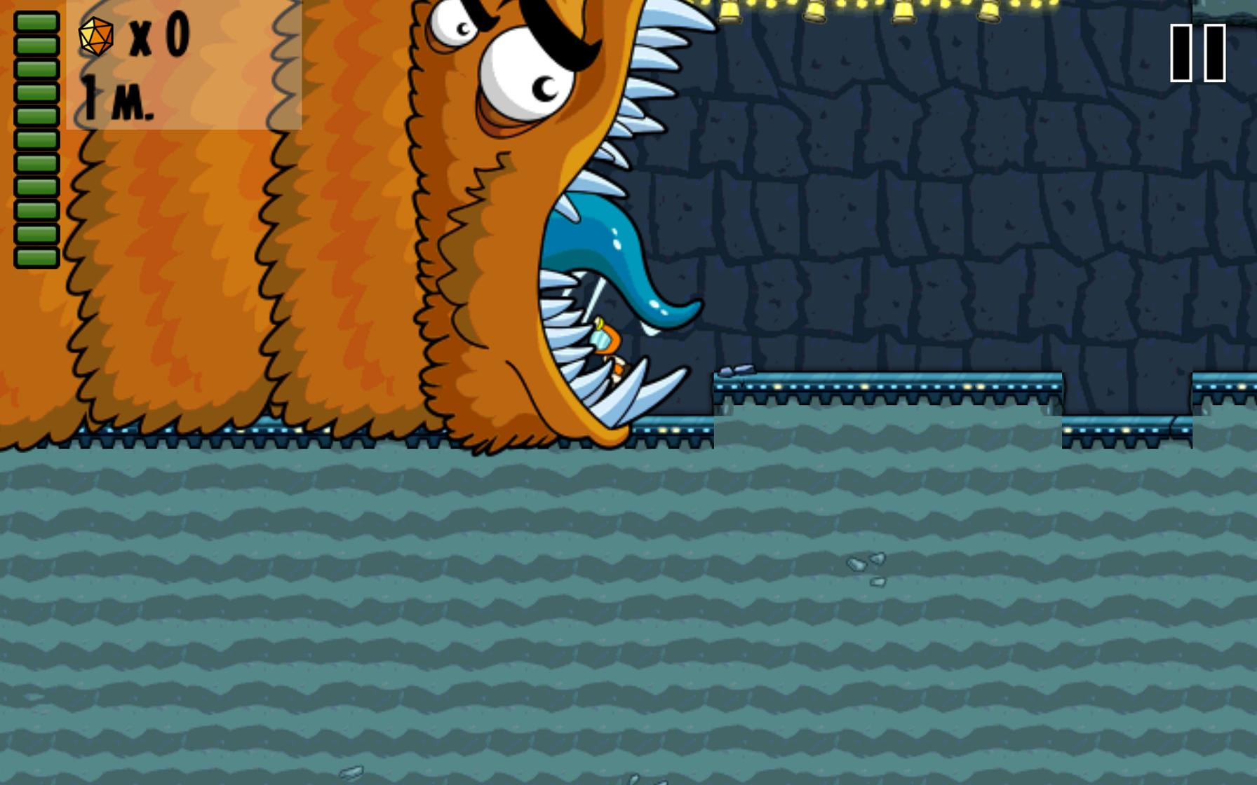 Escape from the worm- Убеги от червя, если сможешь. - Изображение 1