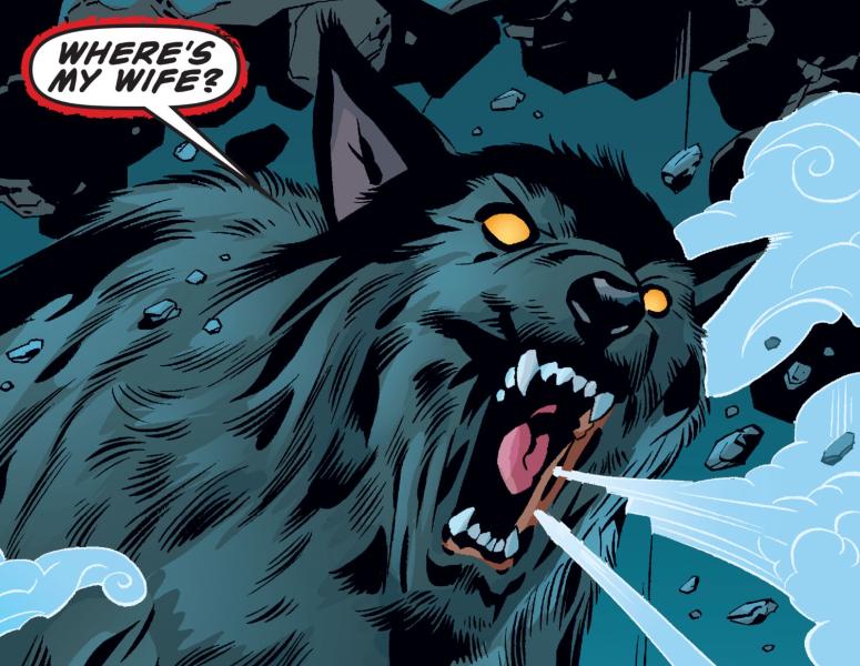 The Wolf Among Us - многообразие Bigby - Изображение 14