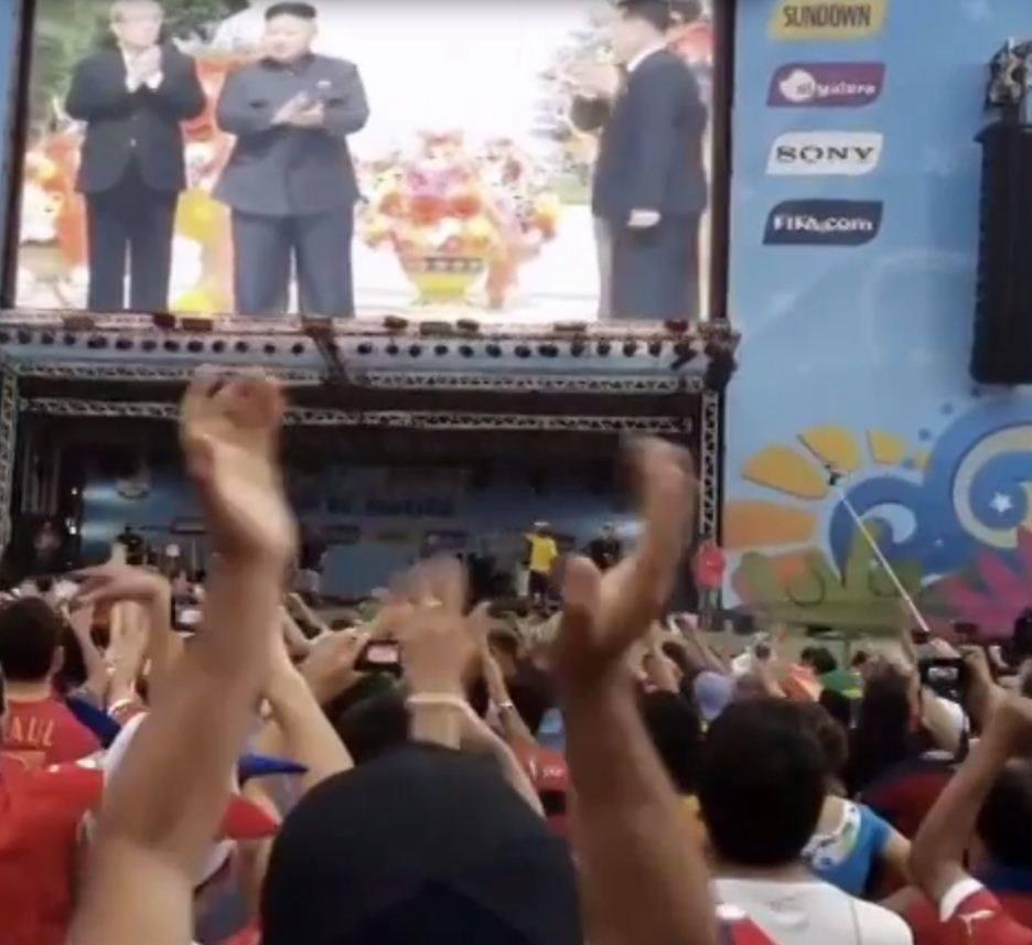 Ким Чен Ын вывел сборную КНДР в финал ЧМ 2014 в Бразилии - Изображение 1