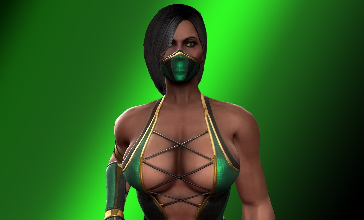 Женщины Mortal Kombat (часть 1) - Изображение 5