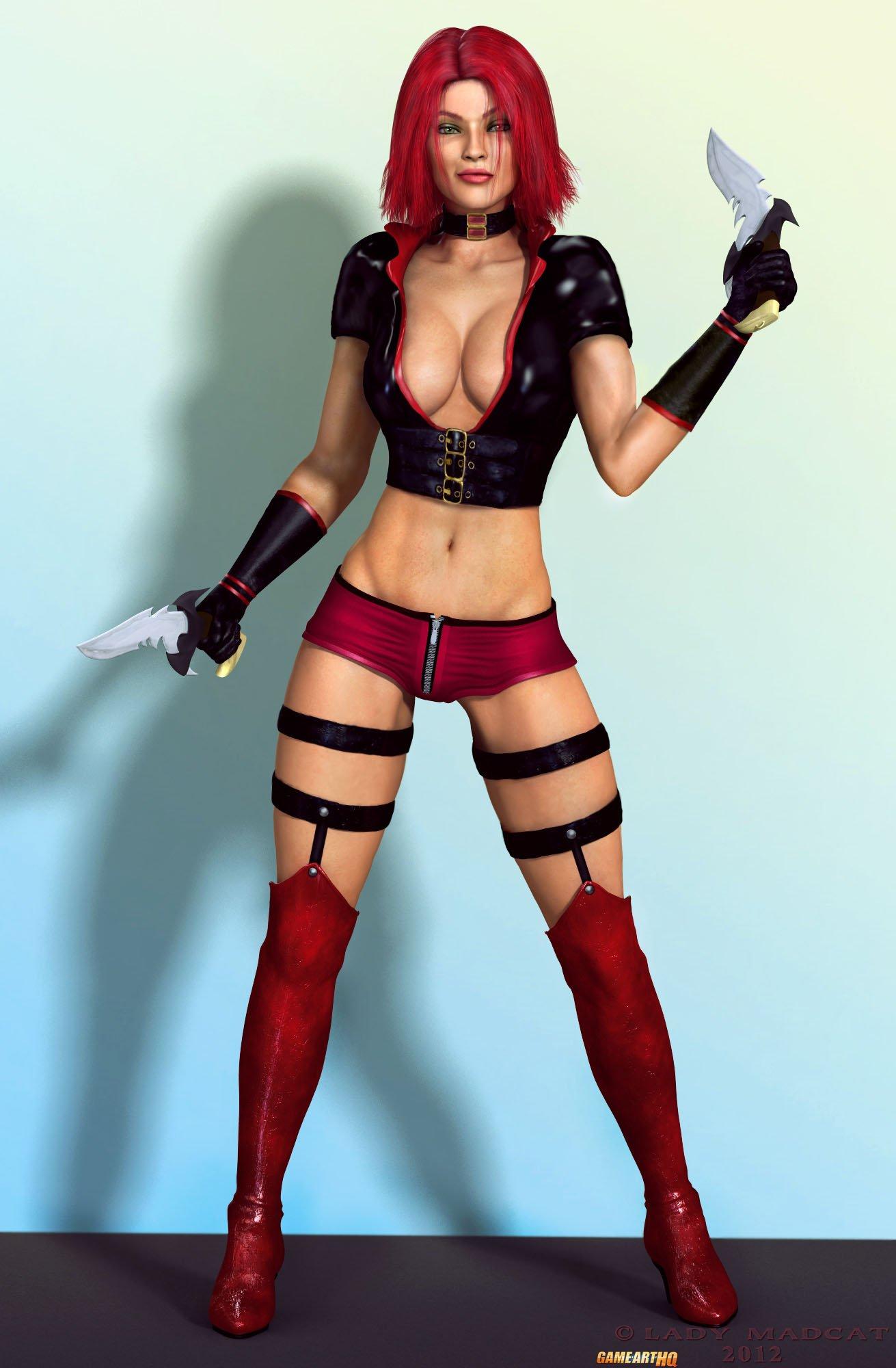 Женщины Mortal Kombat (часть 1) - Изображение 8