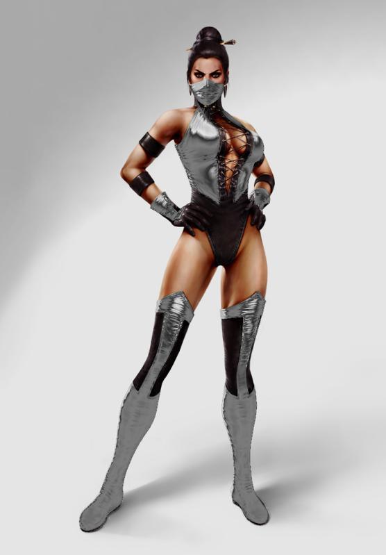 Женщины Mortal Kombat (часть 1) - Изображение 6