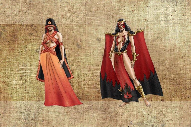 Женщины Mortal Kombat (часть 1) - Изображение 3
