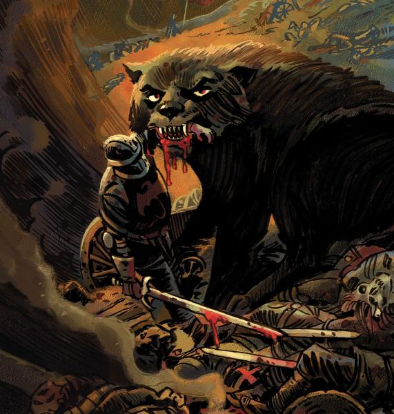 История о Большом Страшном Волке - Изображение 6