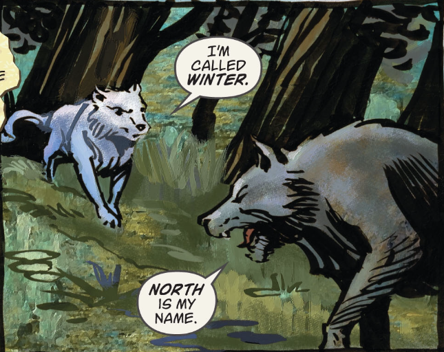 История о Большом Страшном Волке - Изображение 3