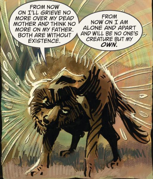 История о Большом Страшном Волке - Изображение 7