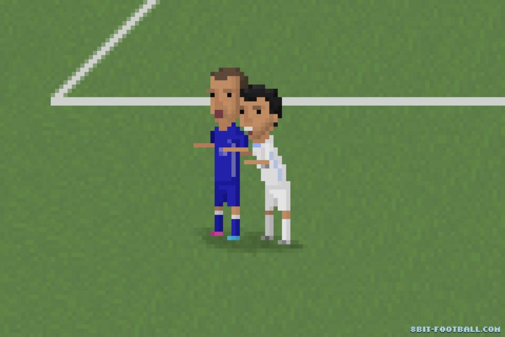 Самые эпичные моменты Кубка мира в 8-bit - Изображение 6