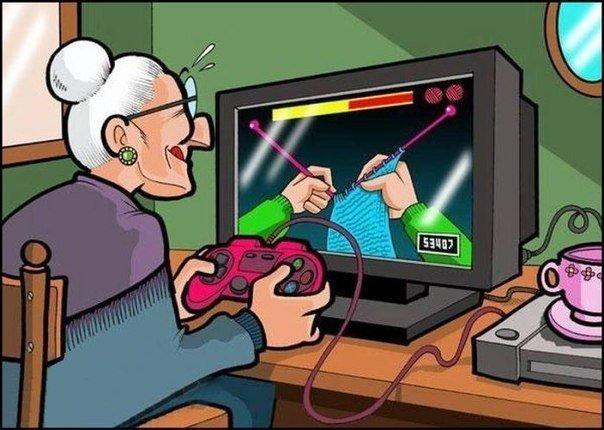 Интерактивография – новый научный термин или Манифест любви к играм . - Изображение 2