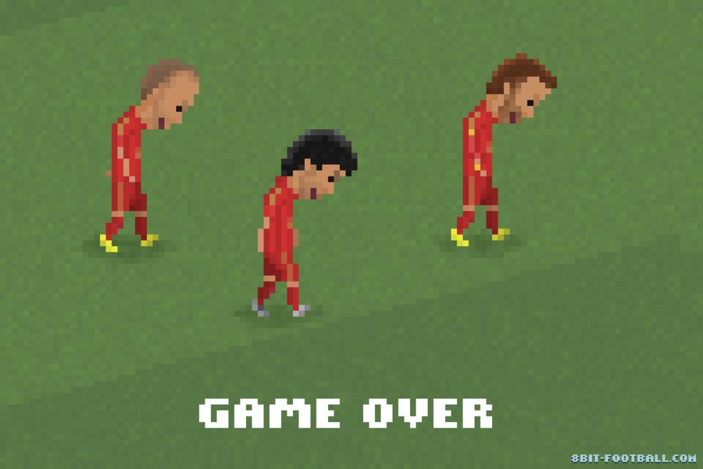 Самые эпичные моменты Кубка мира в 8-bit - Изображение 3