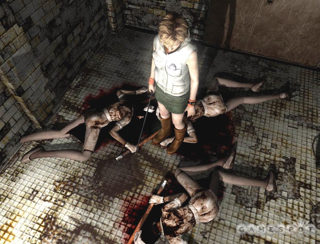 Титаны жанра: Silent Hill. - Изображение 4