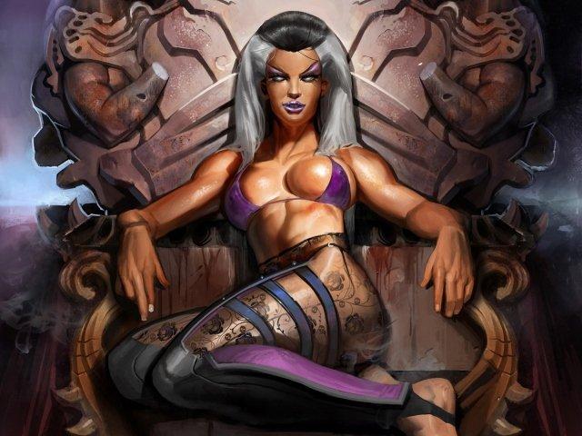 Женщины Mortal Kombat (часть 2) - Изображение 2