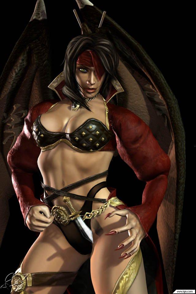 Женщины Mortal Kombat (часть 1) - Изображение 12