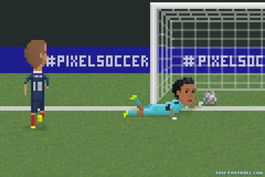 Самые эпичные моменты Кубка мира в 8-bit - Изображение 2