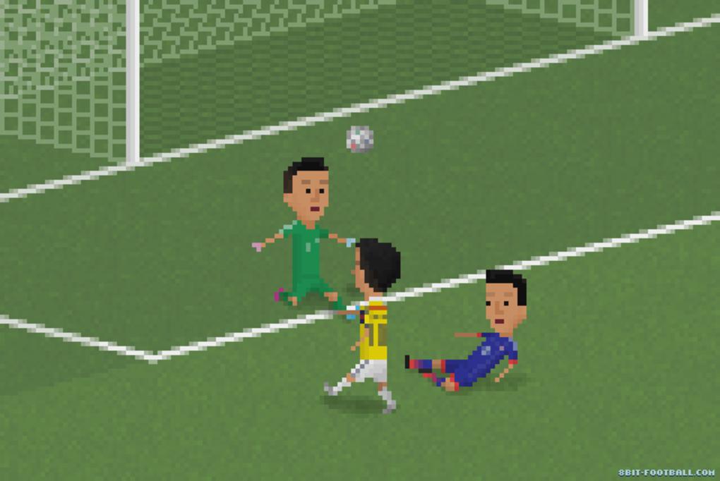 Самые эпичные моменты Кубка мира в 8-bit - Изображение 4