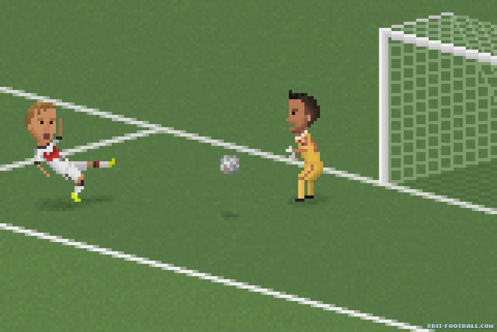 Самые эпичные моменты Кубка мира в 8-bit - Изображение 11