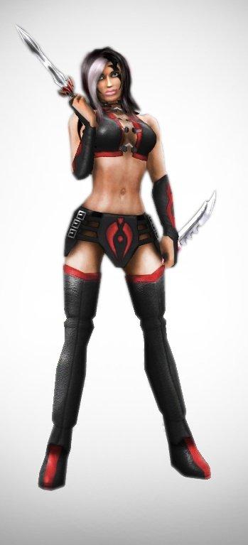 Женщины Mortal Kombat (часть 2) - Изображение 1