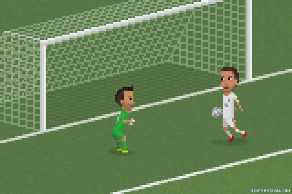 Самые эпичные моменты Кубка мира в 8-bit - Изображение 5