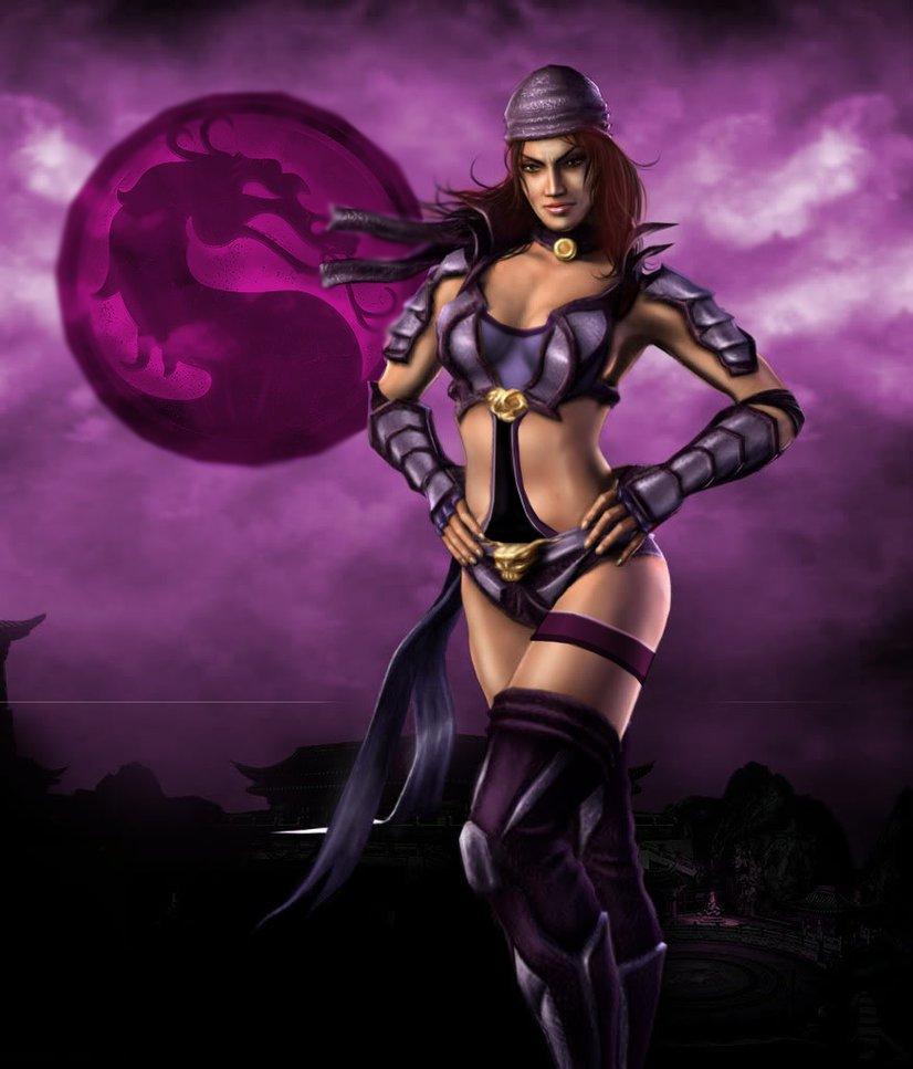 Женщины Mortal Kombat (часть 1) - Изображение 10