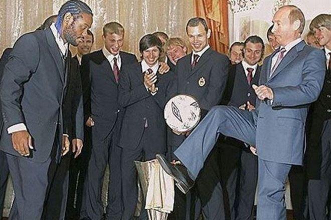 Приходит Сколари к Путину - Изображение 1