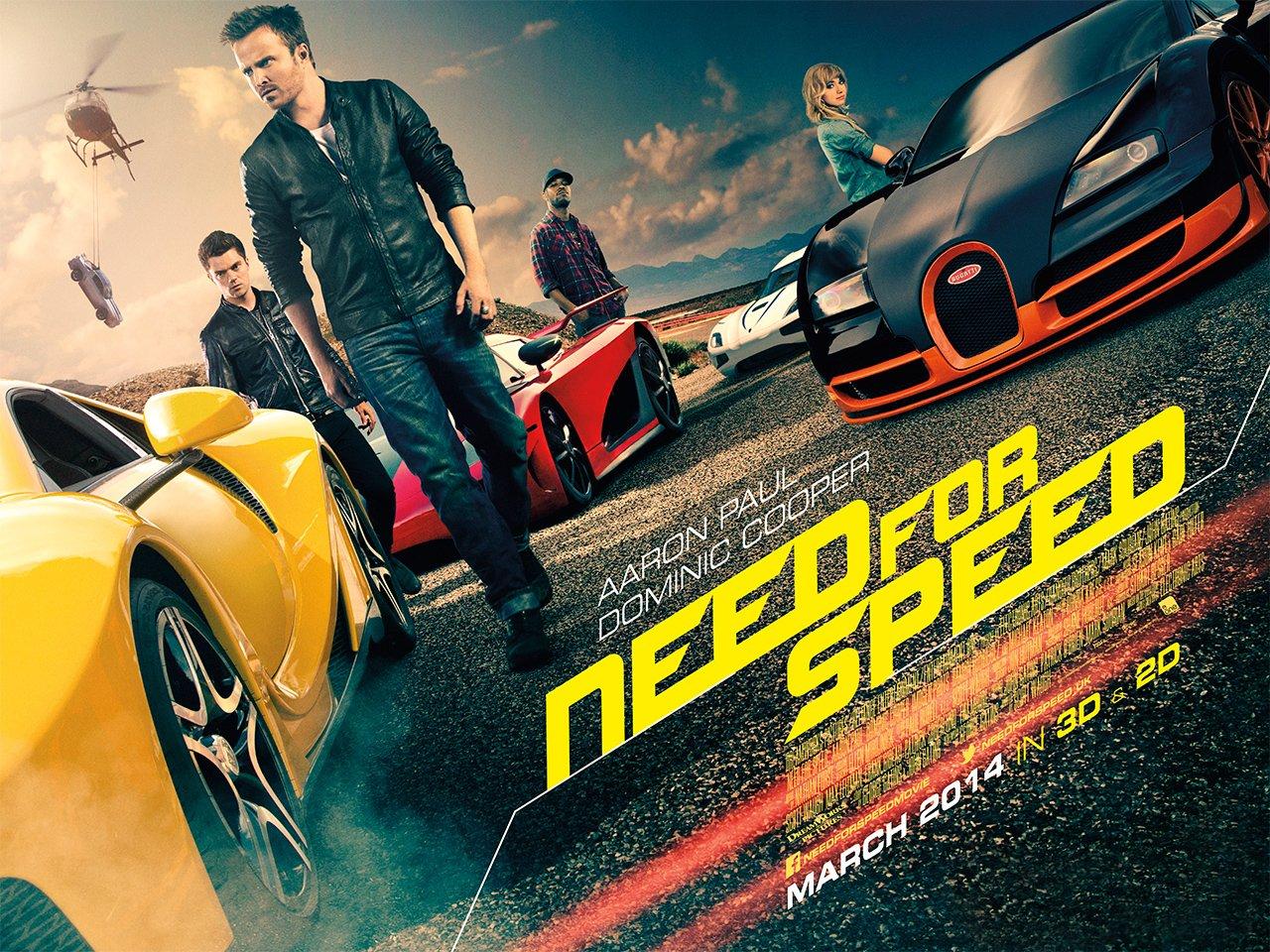 Ну вы все наверное поиграли в Need for Speed, так ведь? И ждали её экранизации? Ну и дождались ведь! Нет, в съёмоч ... - Изображение 1