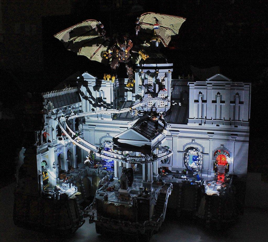 BioShock Infinite воссоздали в LEGO - Изображение 1