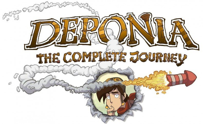 Deponia: The Complete Journey изнутри  - Изображение 1
