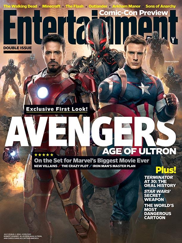 Как вам Альтрон на обложке свежего номера Entertainment Weekly? - Изображение 1