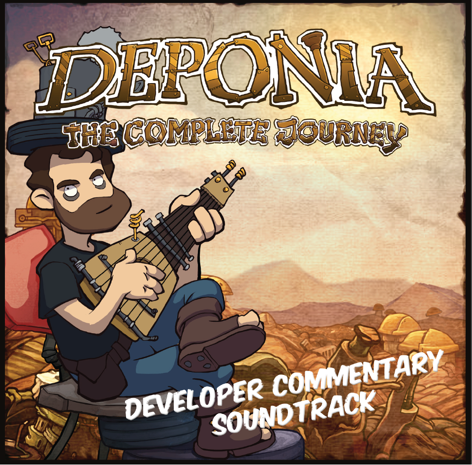 Deponia: The Complete Journey изнутри  - Изображение 17
