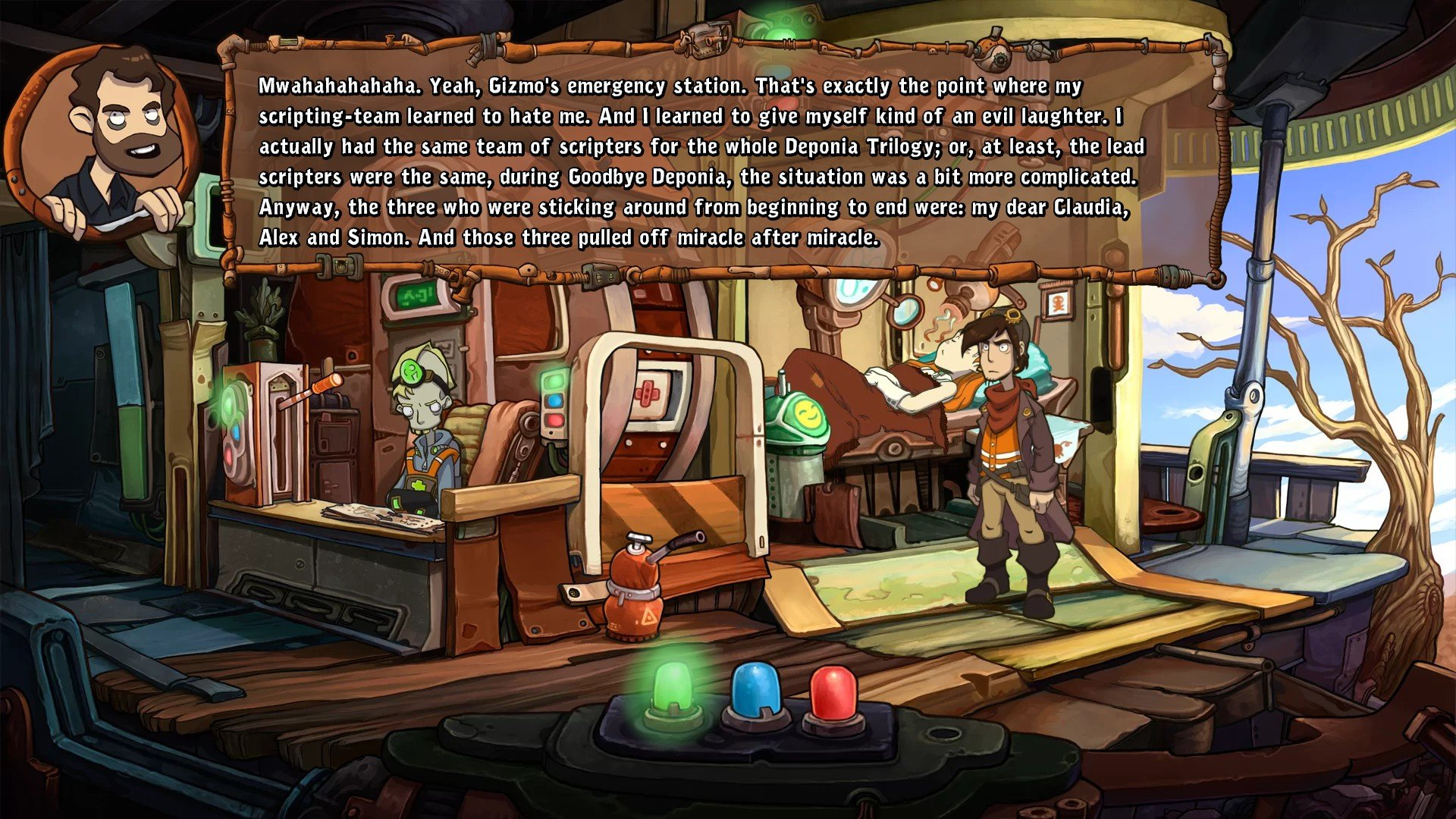 Deponia: The Complete Journey изнутри  - Изображение 3