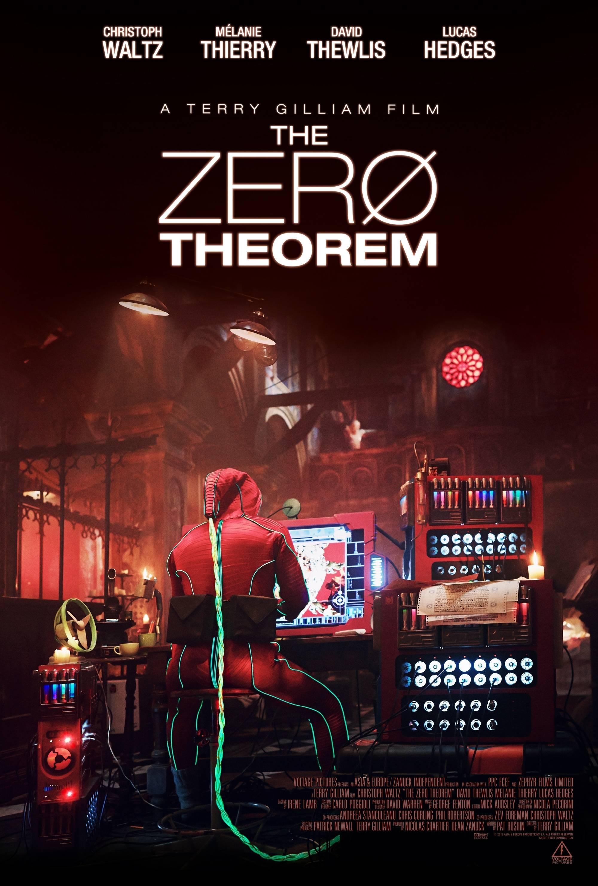 """Беглое мнение: """"Теорема зеро"""". - Изображение 1"""