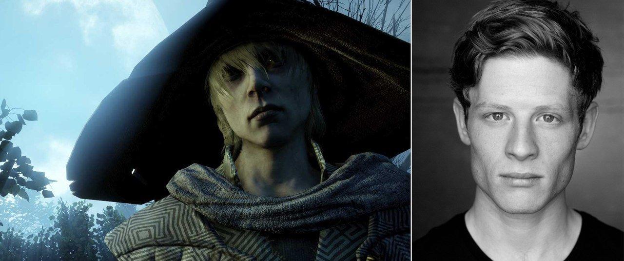 Коула в «Dragon Age: Инквизиция» озвучивает британский актёр Джеймс Нортон. - Изображение 1