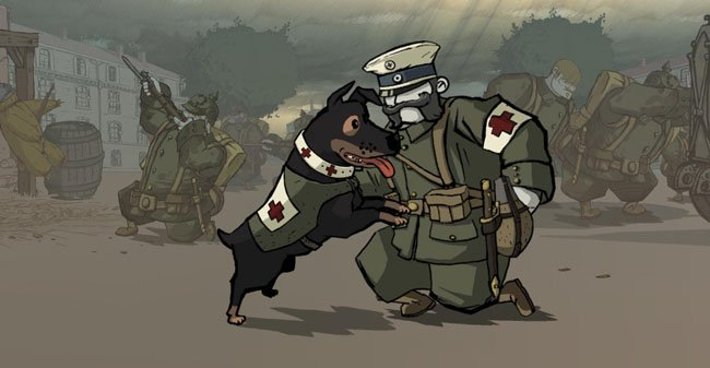 Обзор Valiant Hearts: The Great War - Изображение 7
