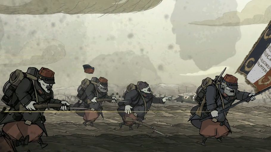 Обзор Valiant Hearts: The Great War - Изображение 8