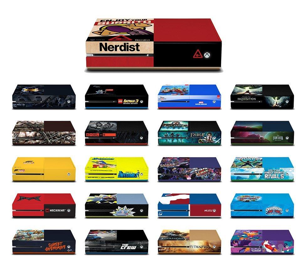 Microsoft разыграет коллекционные консоли Xbox One на Comic Con 2014. - Изображение 1