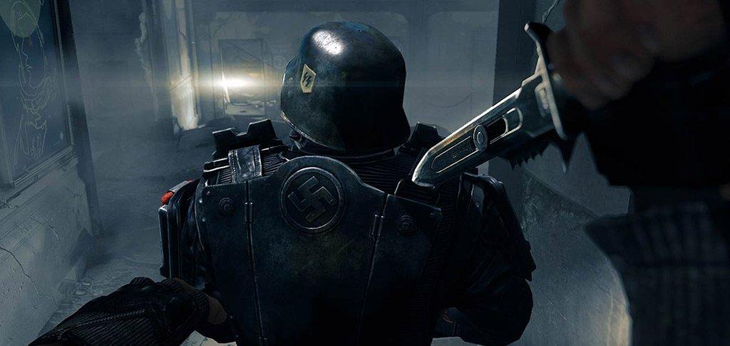 Волк и порядок. Wolfenstein: The New Order - Изображение 3