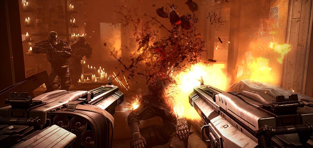 Волк и порядок. Wolfenstein: The New Order. - Изображение 2