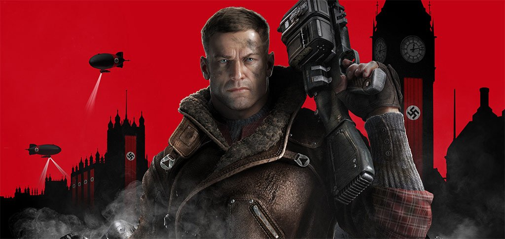 Волк и порядок. Wolfenstein: The New Order. - Изображение 1