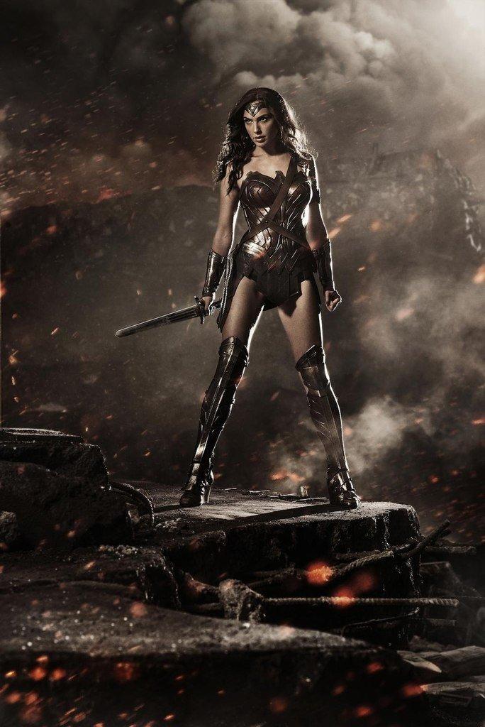 """Костюм Чудо-женщины из  """"Batman v Superman: Dawn of Justice"""".  - Изображение 1"""