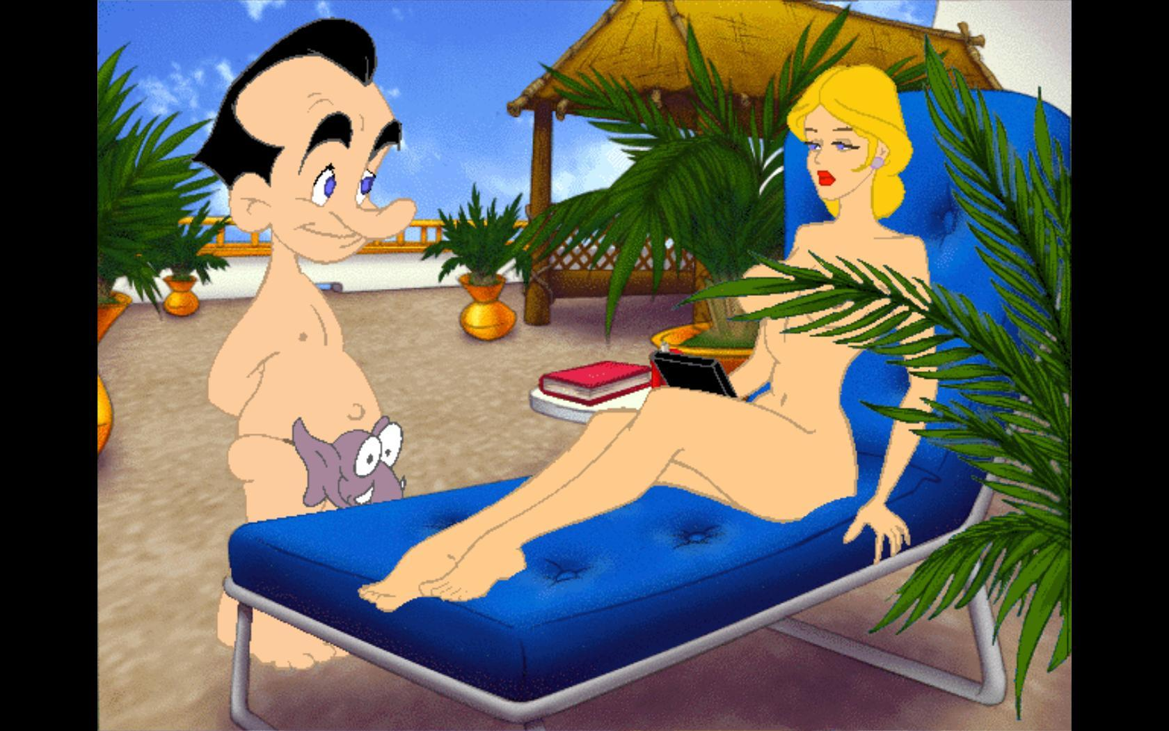 Free 3d leisure suit larry nud pic porn scene
