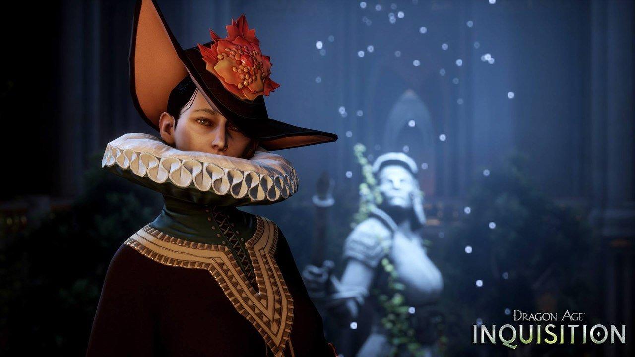 Очередной персонаж «Dragon Age: Инквизиция» показан в немецком Facebook — графиня Элоди. - Изображение 1