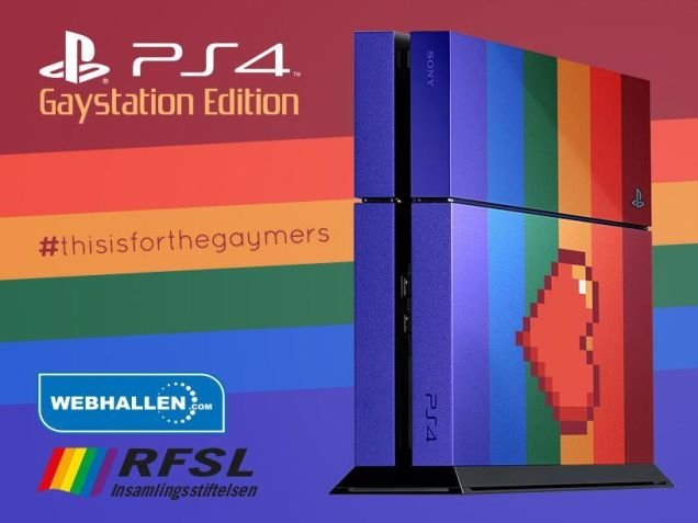 Это не шутка, GayStation теперь реально существует - Изображение 1