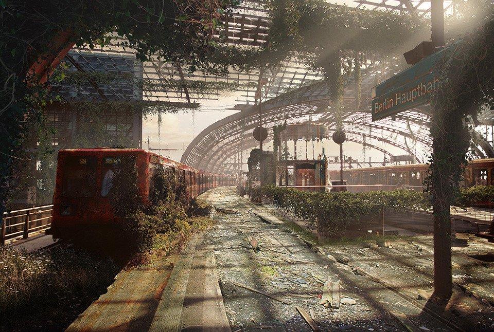 Разные страны в стиле The Last of Us. - Изображение 2