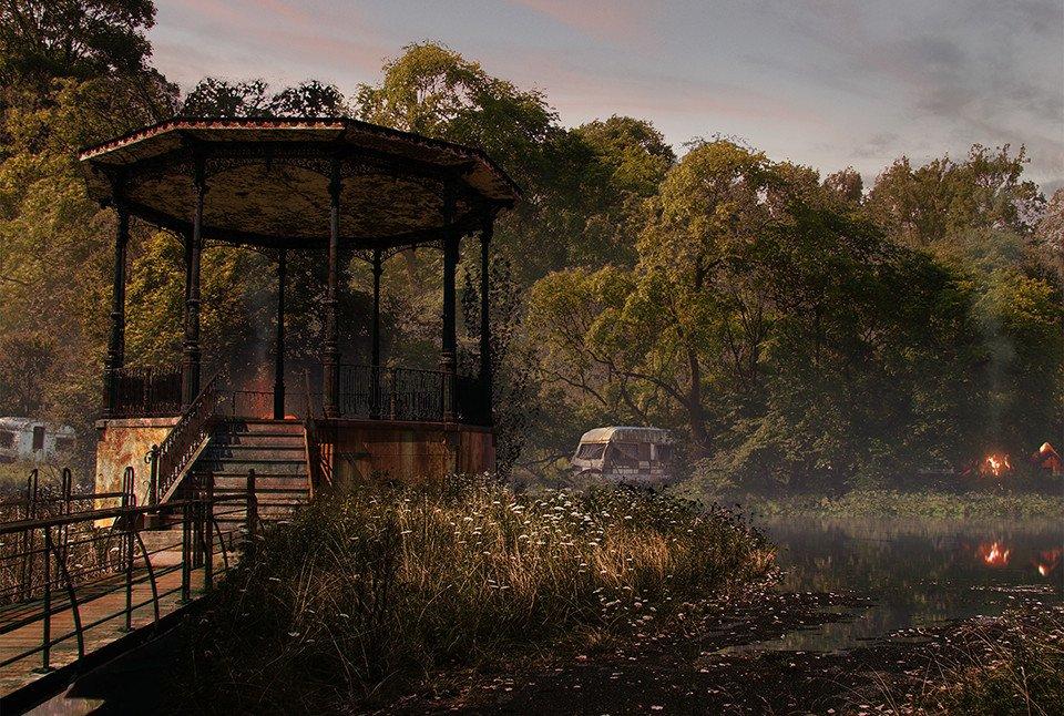 Разные страны в стиле The Last of Us. - Изображение 42