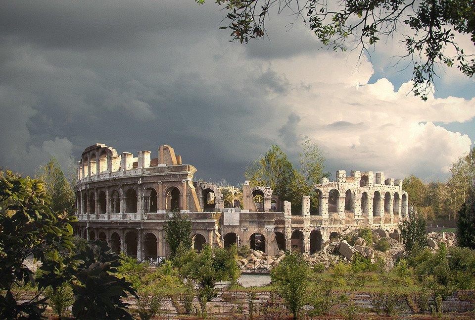 Разные страны в стиле The Last of Us. - Изображение 14